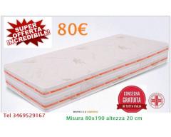 Materasso Arriflex 80x190