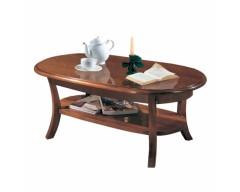 Tavolino Ovale legno